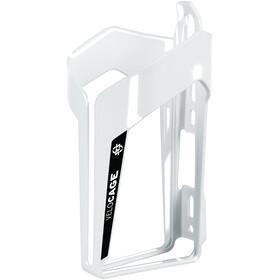 SKS Velocage Flaskeholder, glossy white/black